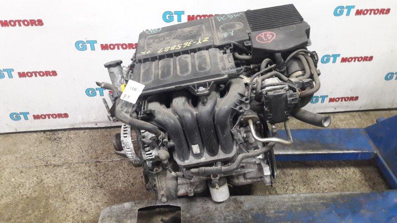 Двигатель Mazda Verisa DC5W ZY-VE 2005