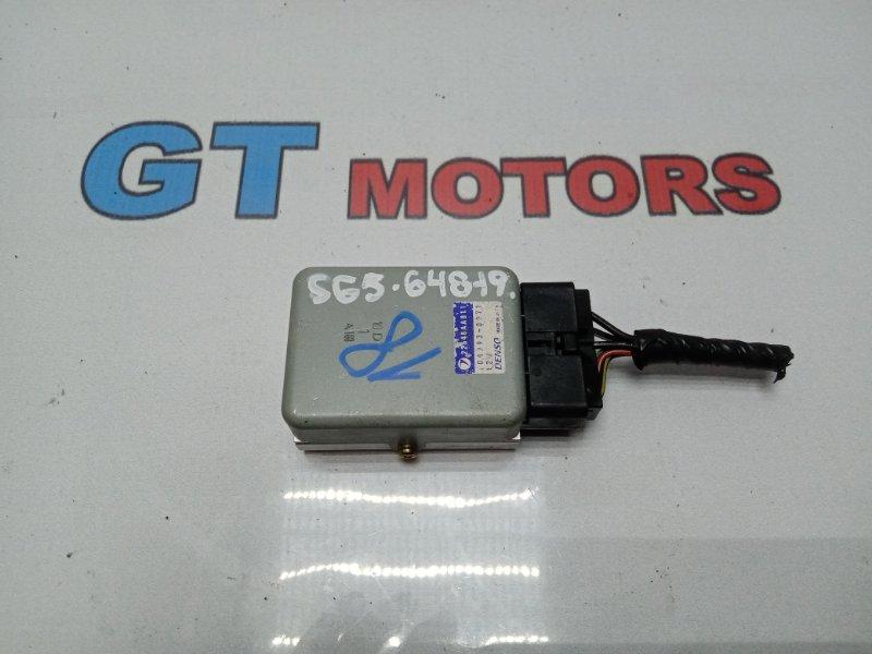 Блок управления впрыском топлива Subaru Forester SG5 EJ20-T 2002