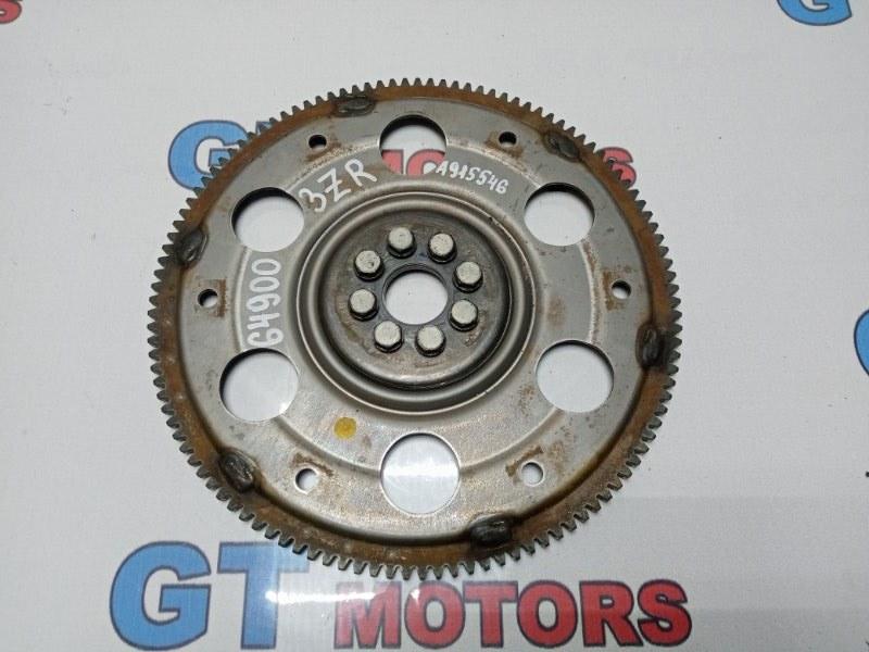 Маховик Toyota Wish ZGE22W 3ZR-FAE 2010