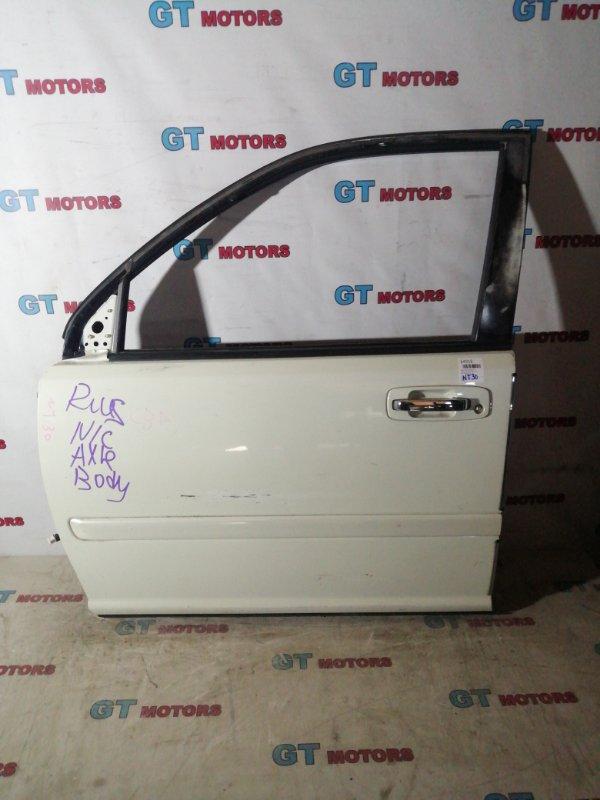Дверь боковая Nissan X-Trail NT 30 QR 20 DE передняя левая