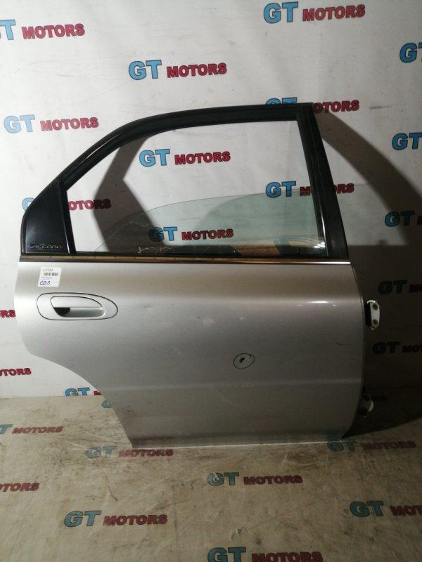 Дверь боковая Honda Accord CD3 F18B задняя правая