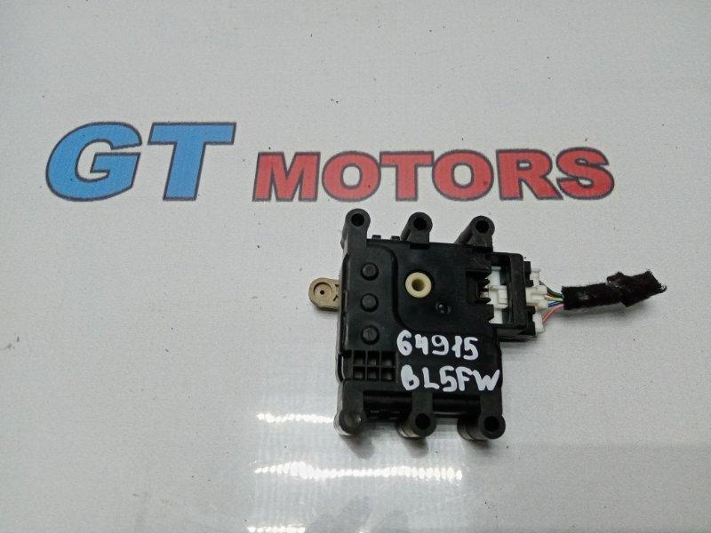 Привод заслонок отопителя Mazda Axela BL5FW ZY-VE 2010