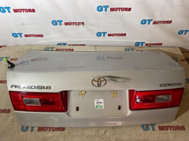 Крышка багажника Toyota Corona Premio AT211 7A-FE