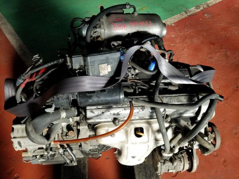 Двигатель Honda Stepwgn RF2 B20B 2000