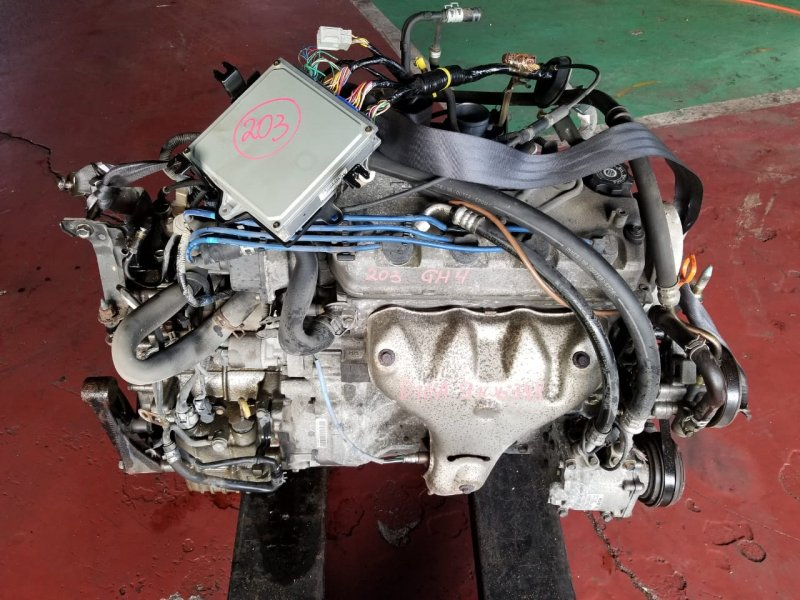 Двигатель Honda Hr-V GH4 D16A 2002