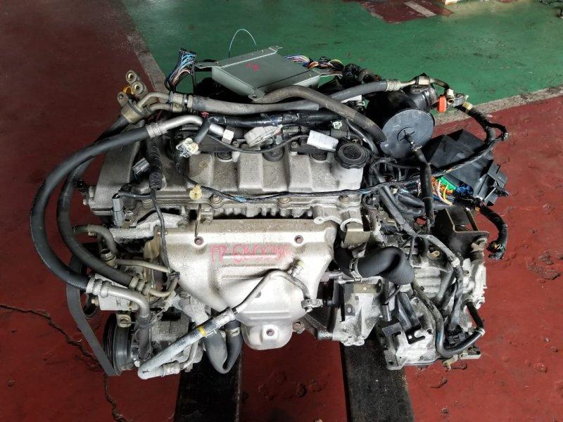 Двигатель Mazda Premacy CP8W FP-DE 2000