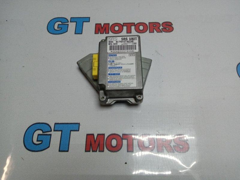 Блок управления airbag Honda Domani MB4 D16A 1997