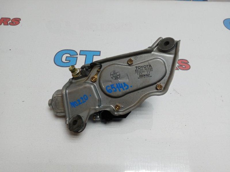 Привод дворников Toyota Raum NCZ20 1NZ-FE 2003