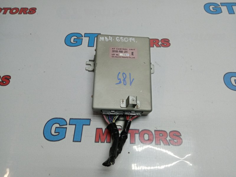 Блок управления кпп Honda Domani MB4 D16A 1997