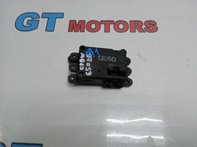 Привод заслонок отопителя Mazda Premacy CP8W FP-DE 2001