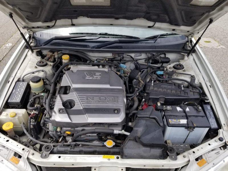 Двигатель Nissan Cefiro PA33 VQ25DD 2000