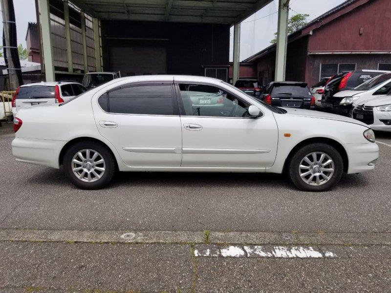 Акпп Nissan Cefiro PA33 VQ25DD 2000