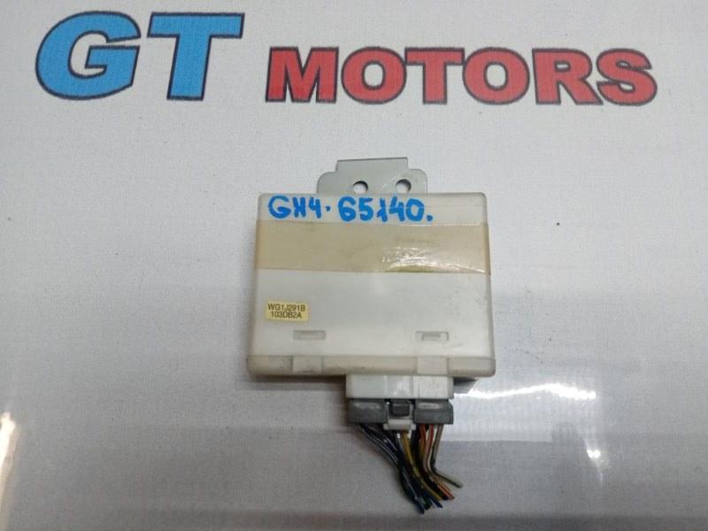 Блок управления замками Honda Hr-V GH4 D16A 2001
