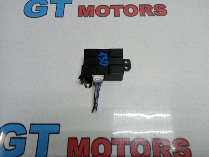 Блок управления вентилятором печки Nissan Teana J31 VQ23DE 2007