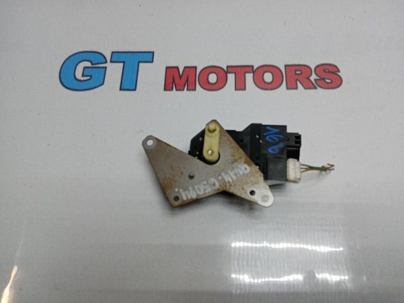 Привод заслонок отопителя Nissan Bluebird QU14 QG18DE 2000