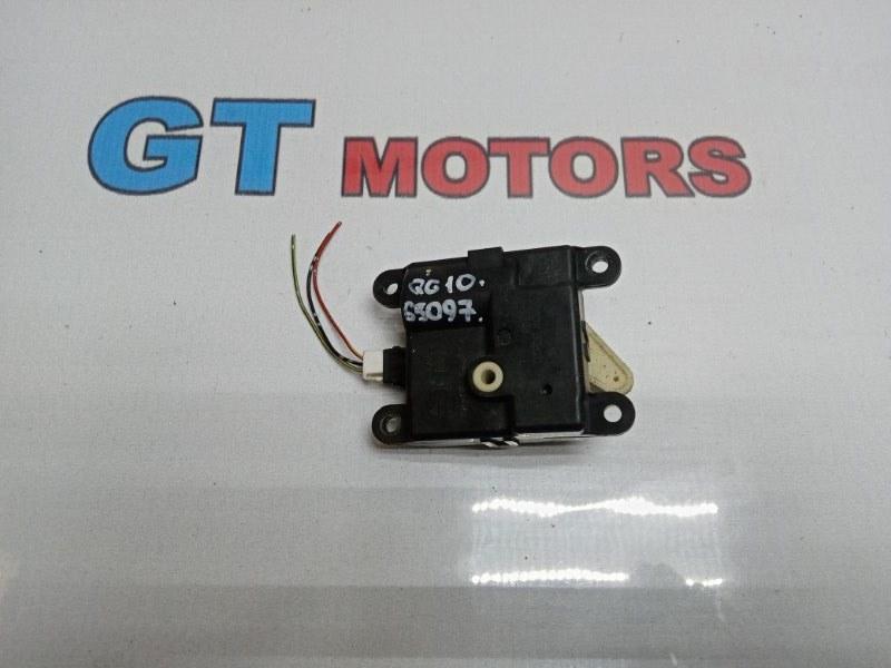 Привод заслонок отопителя Nissan Bluebird Sylphy QG10 QG18DE 2004