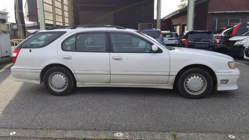 Акпп Nissan Cefiro WPA32 VQ25DE 1997