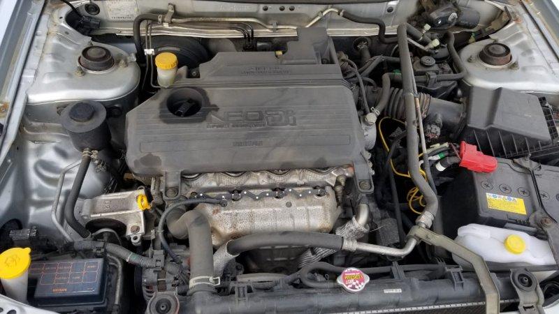 Двигатель Nissan Expert VEW11 YD22DD 2000