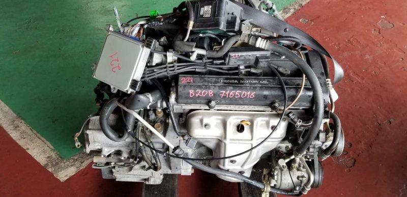 Акпп Honda Cr-V RD1 B20B 2000