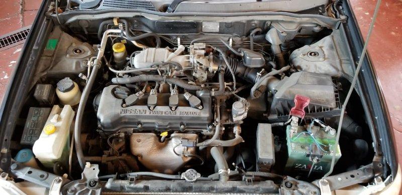 Акпп Nissan Bluebird Sylphy QG10 QG18DE 2005