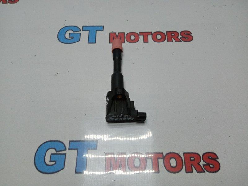 Катушка зажигания Honda Fit GD1 L13A 2003 задняя