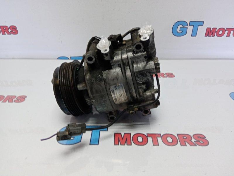 Компрессор кондиционера Honda Fit GD1 L13A 2003
