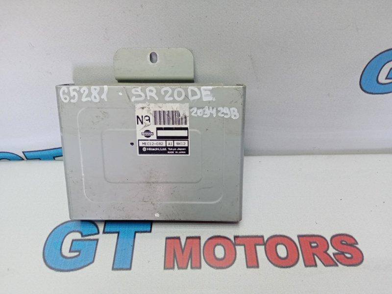Компьютер (блок управления) Nissan Serena PC24 SR20DE 2000