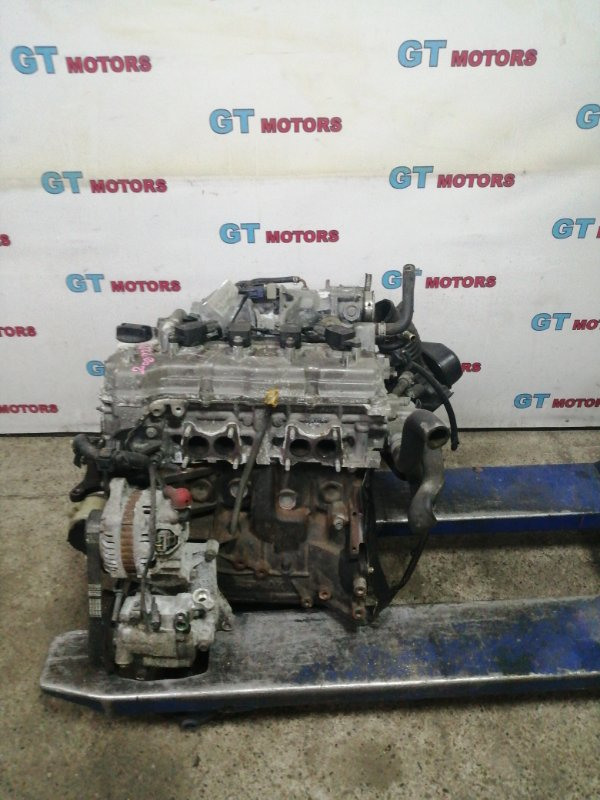Двигатель Nissan Sunny FB15 QG15DE 2004