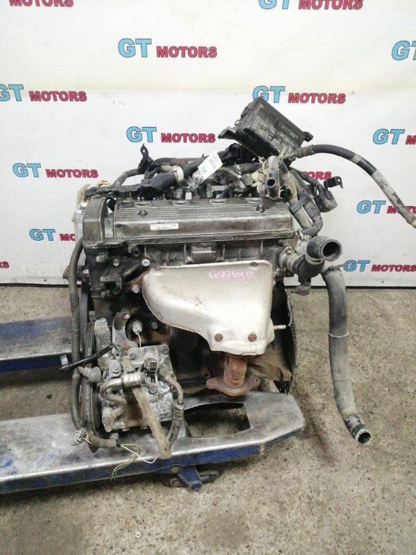 Двигатель Toyota Corolla Spacio AE111N 4A-FE 2000