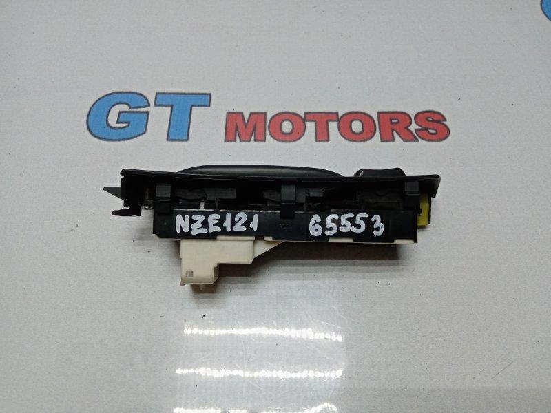 Блок управления стеклоподъемниками Toyota Corolla Fielder NZE121G 1NZ-FE 2001