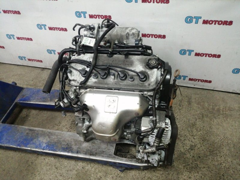 Двигатель Honda Accord Wagon CF6 F23A 2002