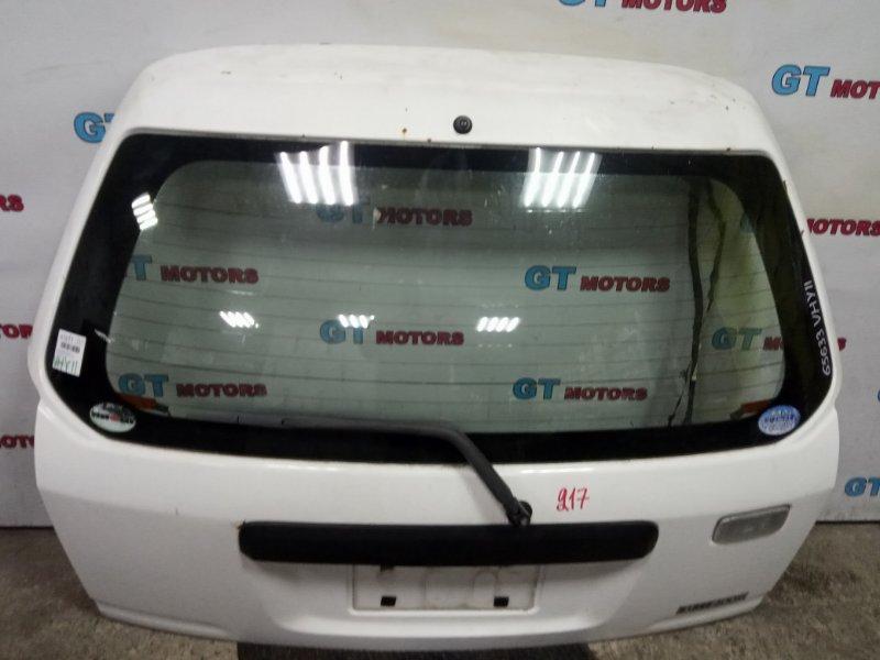 Дверь задняя багажника Nissan Ad VHNY11 QG18 2006