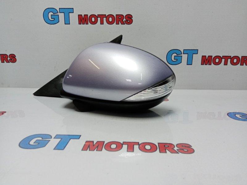 Зеркало боковое Mazda Atenza GHEFP LF-VE 2008 переднее левое