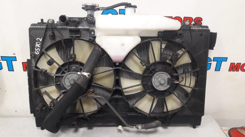 Радиатор двигателя Mazda Atenza GHEFP LF-VE 2008
