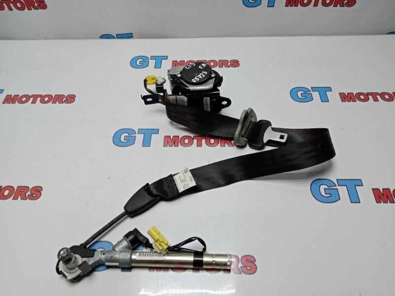 Ремень безопасности Honda Partner GJ3 L15A 2008 передний правый