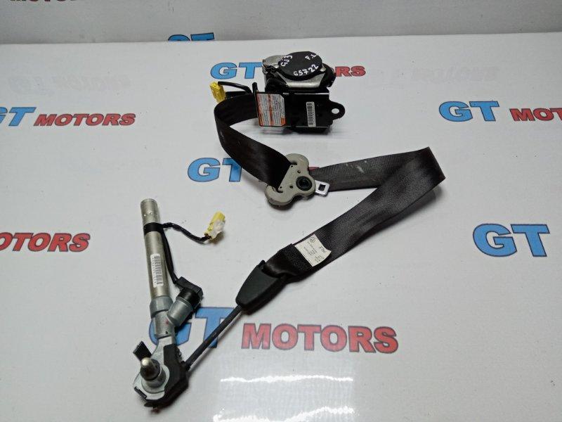 Ремень безопасности Honda Partner GJ3 L15A 2008 передний левый