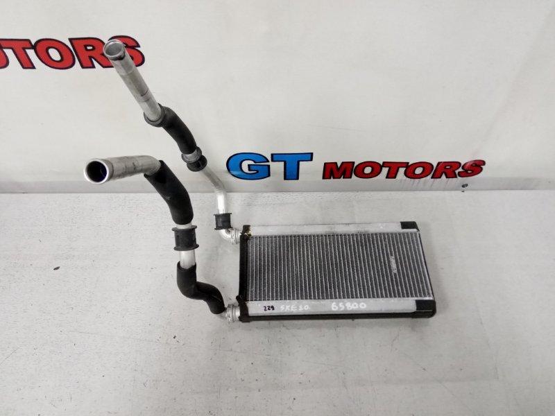 Радиатор отопителя Toyota Altezza SXE10 3S-GE 2002