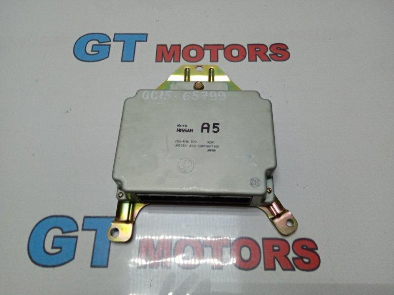 Компьютер (блок управления) Nissan Sunny FB15 QG15 1999