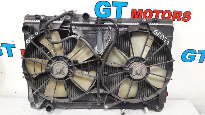 Радиатор двигателя Toyota Altezza SXE10 3S-GE 2002