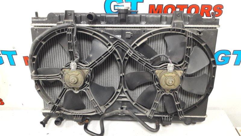 Радиатор двигателя Nissan Ad VHNY11 QG18 2006