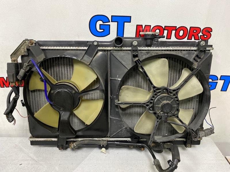 Радиатор двигателя Honda Accord Wagon CE1 F22B 1995