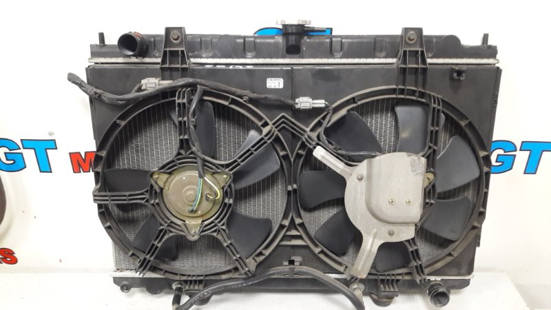 Радиатор двигателя Nissan Cefiro PA33 VQ25DD 2000