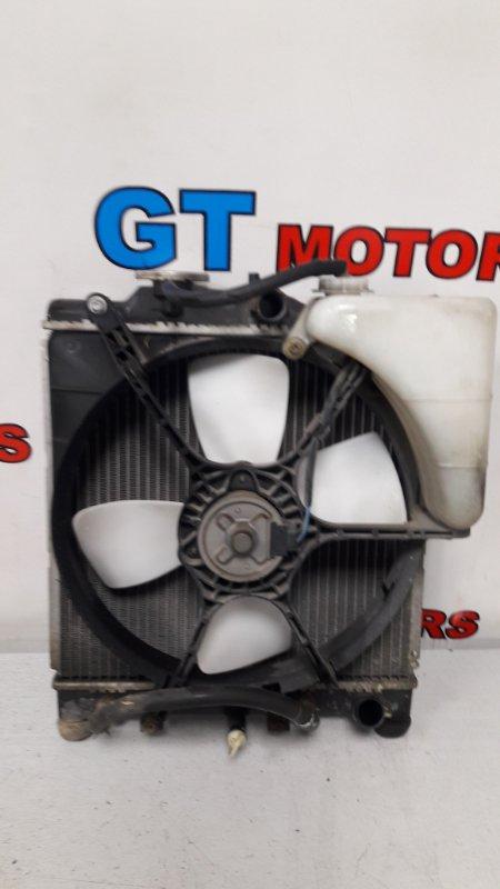 Радиатор двигателя Honda Hr-V GH4 D16A 2002