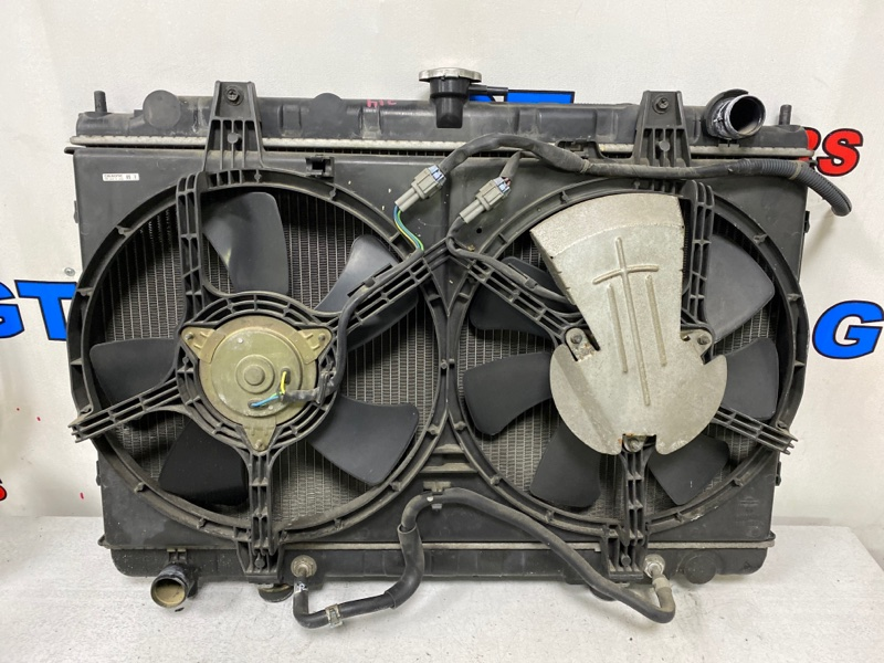 Радиатор двигателя Nissan Expert VEW11 YD22DD 2000