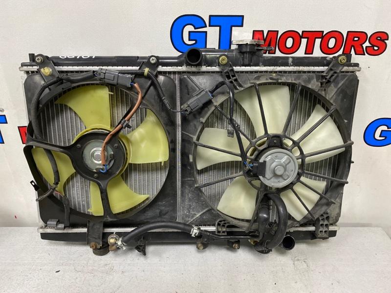 Радиатор двигателя Honda Torneo CF3 F18B 2002