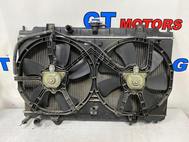 Радиатор двигателя Nissan Sunny FB15 QG15 1999
