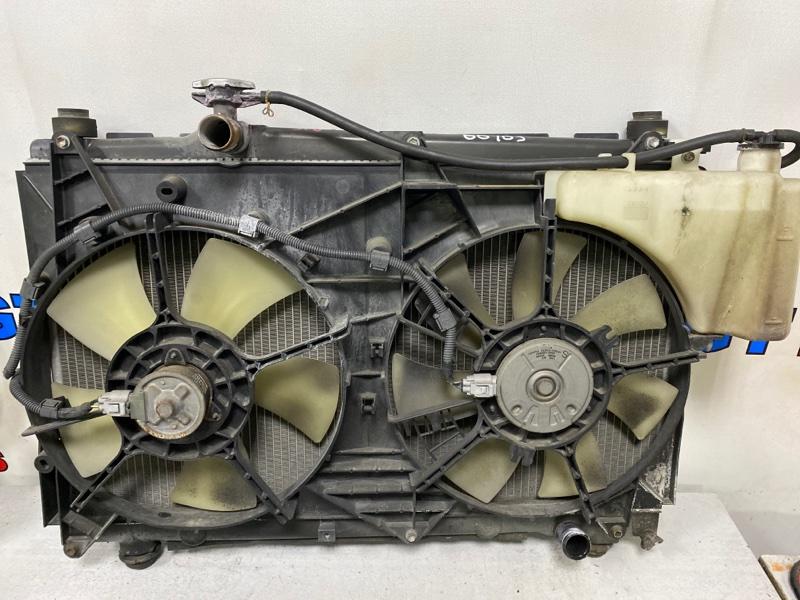 Радиатор двигателя Toyota Ipsum ACM21 2AZ-FE 2002