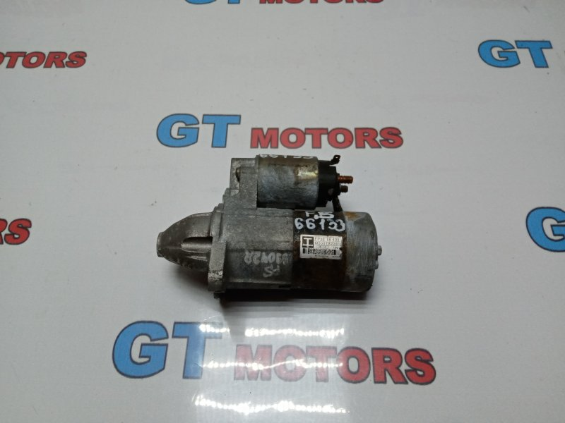 Стартер Mazda Capella GWEW FS-DE 2000