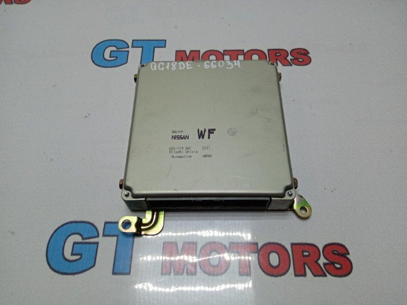 Компьютер (блок управления) Nissan Bluebird Sylphy QG10 QG18DE 2005