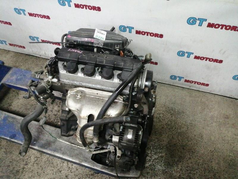 Двигатель Honda Stepwgn RG1 K20A 2007